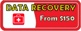 data recovery melbourne from $150