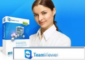 remote technical support - teamviewer