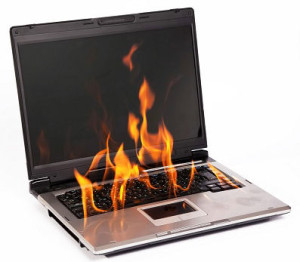 Overheating PC - Hot Laptop